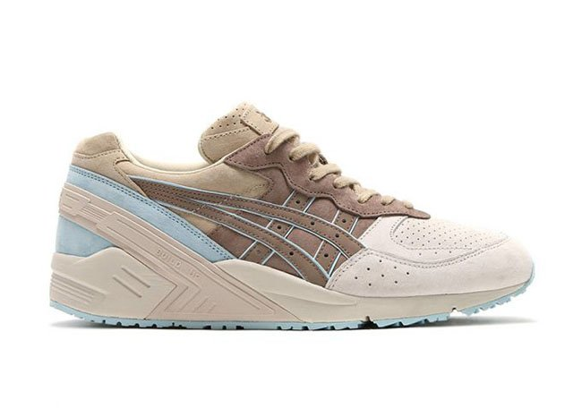 Asics Gel Sight Spring 2017 Colorways