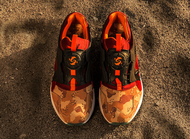 atmos Titolo Puma Disc Blaze Desert Dusk Release