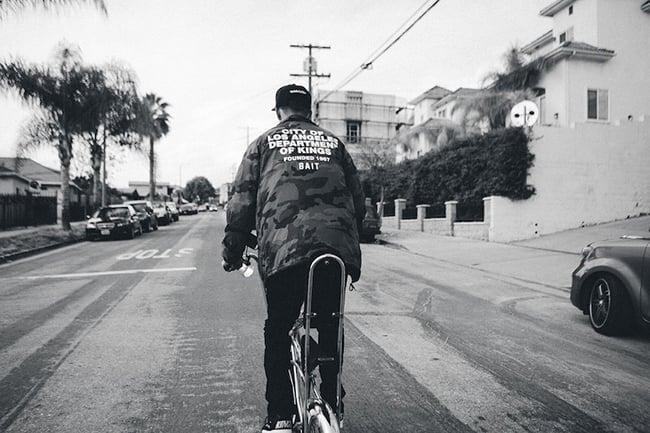 BAIT x Los Angeles Kings x Reebok Ventilator Supreme