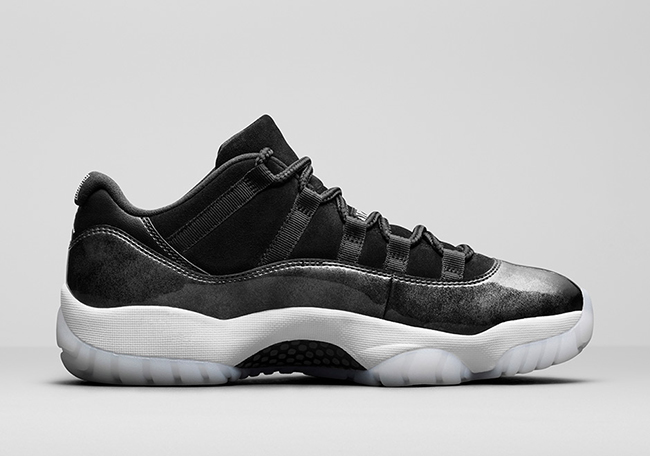 Barons Air Jordan 11 Low Release