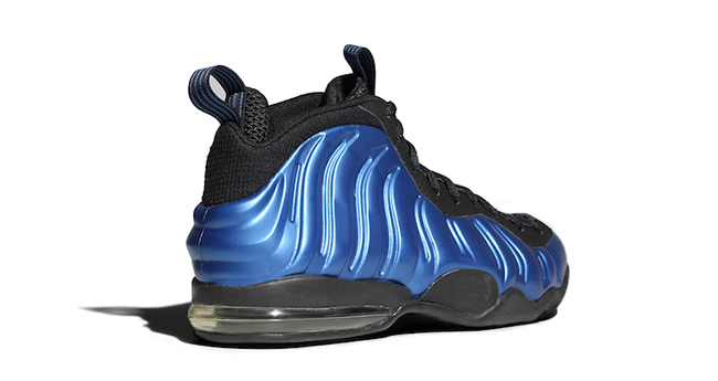 Behind Design Nike Air Foamposite One