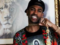 Big Sean Signs Puma