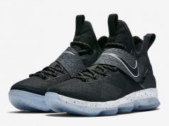 Black Ice Nike LeBron 14