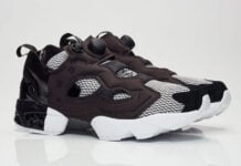 Black Scale Reebok Insta Pump Fury