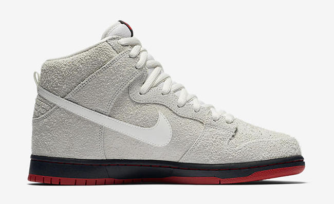 Black Sheep Nike SB Dunk High Wolf