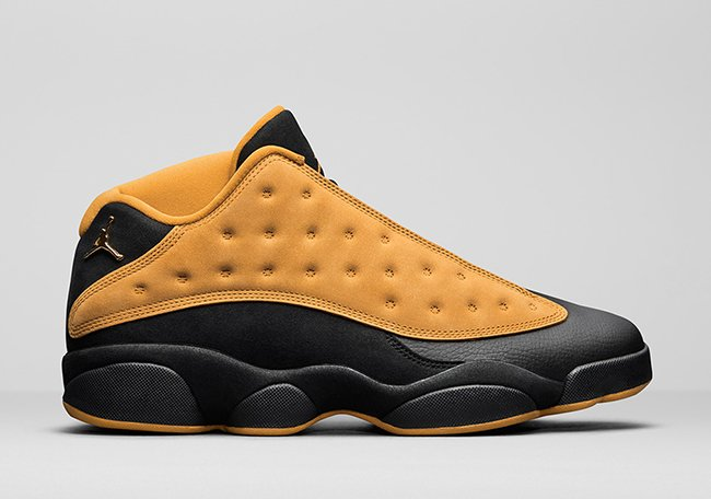 Mens Air Jordan Retro 13 Low Orange/BlackShoes_a1037