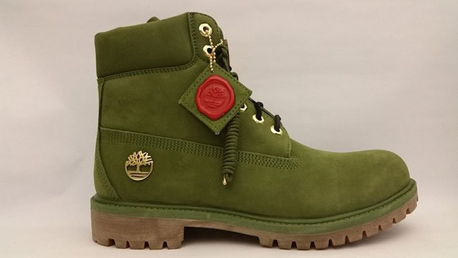DJ Khaled Timberland Boots Champs Secure the Bag
