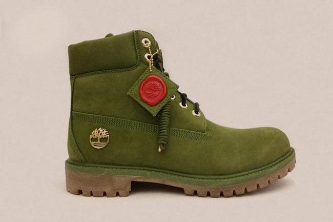 DJ Khaled Timberland Boots Champs | SneakerFiles