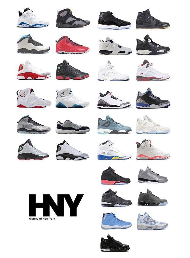 Heist NY Air Jordan Restock