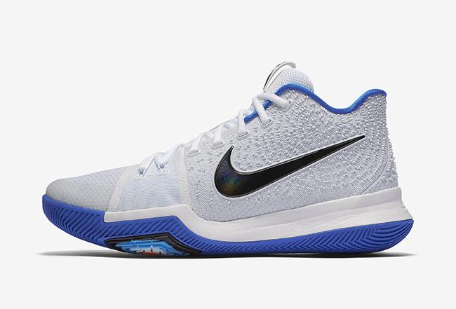 Hyper Cobalt Nike Kyrie 3