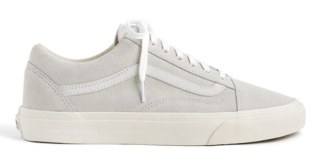 J.Crew x Vans Old Skool Pack