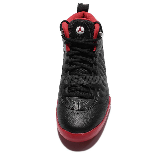 Jordan Jumpman Pro OG 2017 Black Red Bred