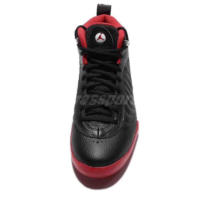 Jordan Jumpman Pro OG 2017 Black Red Bred