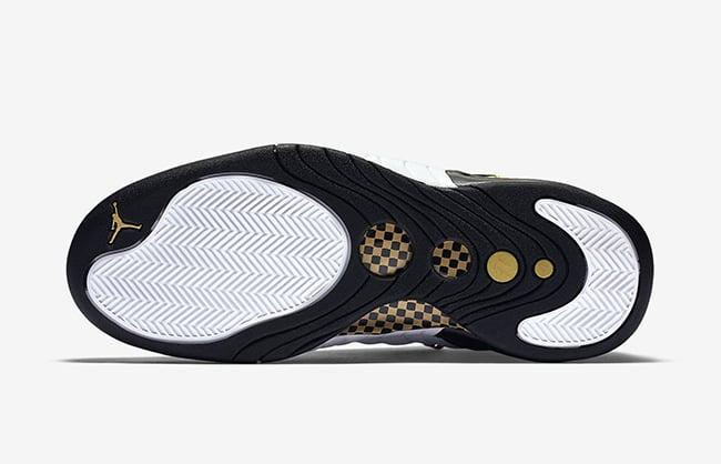Jordan Jumpman Pro OG Taxi Black Gold 2017