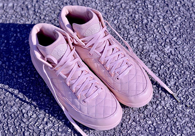 Don C Air Jordan 2 Pink 2017 Release Info Sneakerfiles