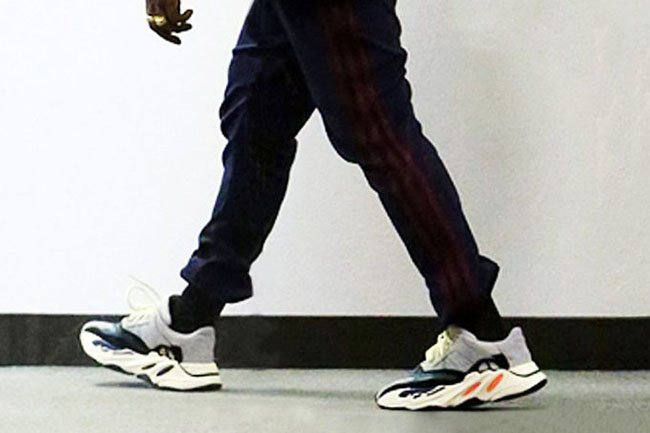 Kanye West adidas Yeezy Runner