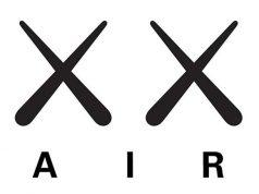 KAWS Air Jordan 4 Cool Grey