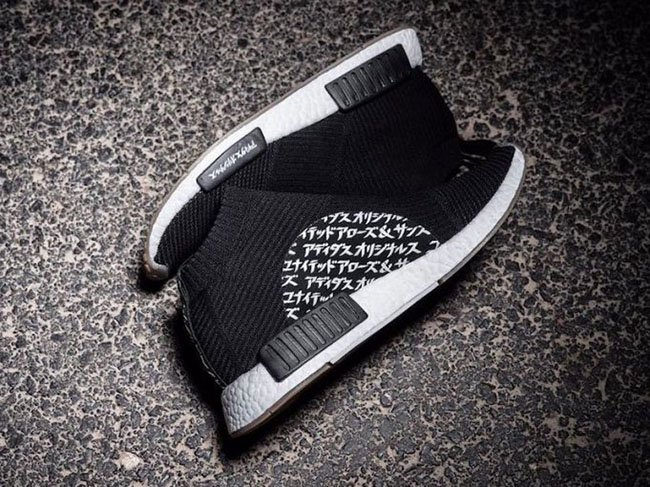 size 40 1afae 738b4 MIKITYPE x adidas NMD City Sock | SneakerFiles