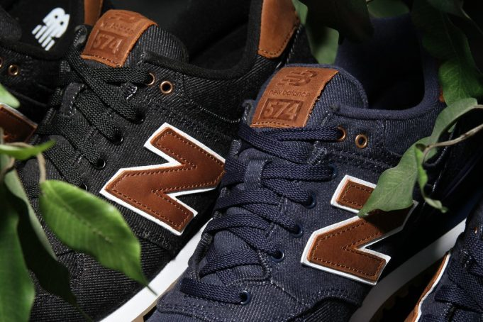 New Balance 574 15 Ounce Canvas Pack
