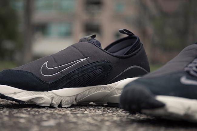 Nike Air Footscape NM Black White