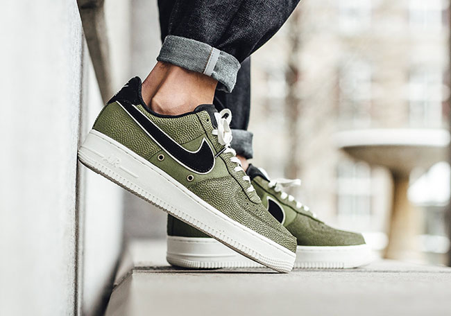 Nike Air Force 1 Low Palm Green Basketball