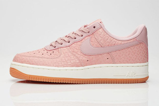 wmns air force 1 rosa