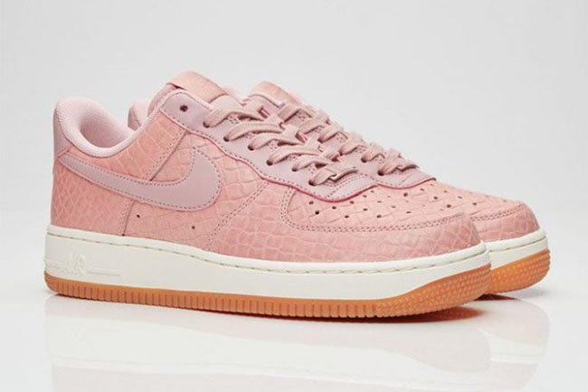 nike air force 1 rosa