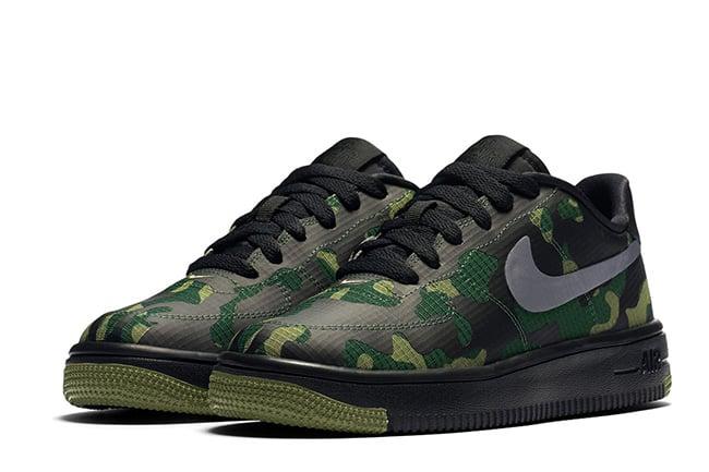 Nike Air Force 1 Low Ultra Green Camo