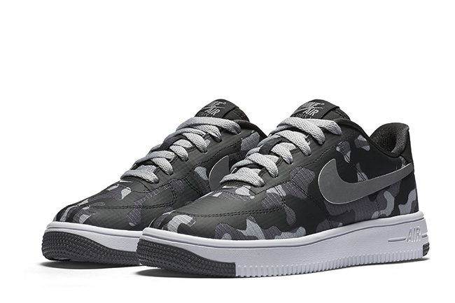 Nike Air Force 1 Low Ultra Grey Camo