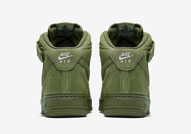 Nike Air Force 1 Mid Legion Green