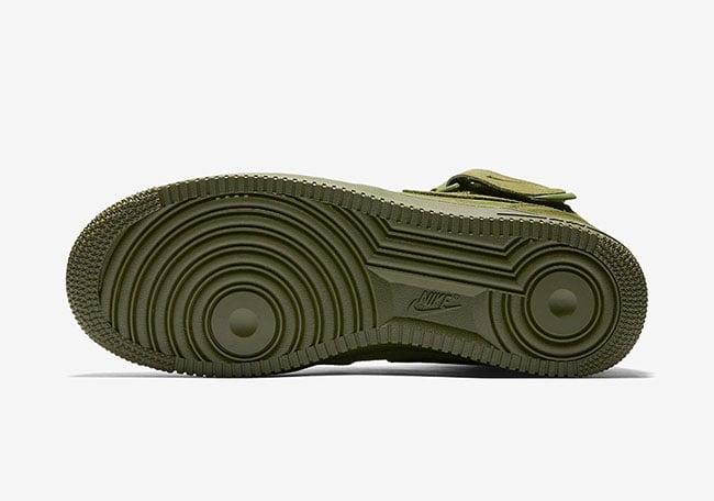 97e1d769ecb25 Nike Air Force 1 Mid Legion Green 315123-302