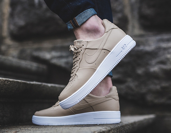 Nike Air Force 1 UltraForce Leather Linen