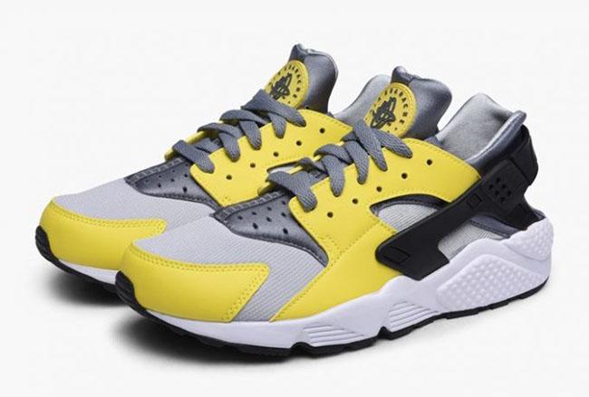 Nike Air Huarache Electrolime Cool Grey