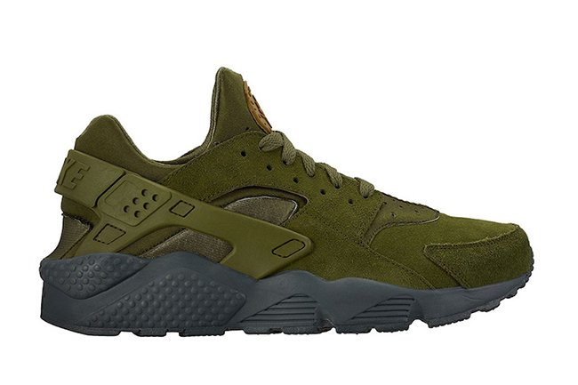 Nike Air Huarache SE Legion Green