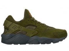 Nike Air Huarache SE Legion Green