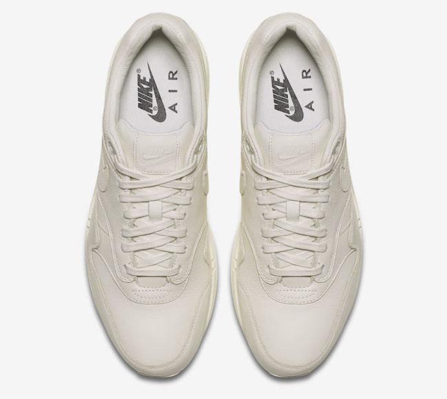 Nike Air Max 1 Pinnacle Leather Sail 859554-101