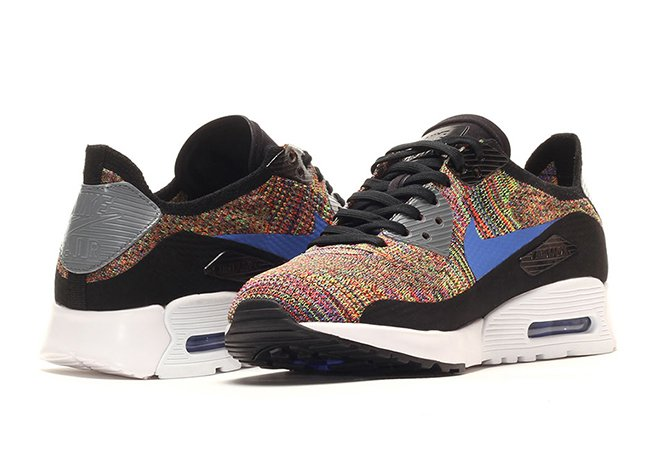 Nike Air Max 90 Ultra Flyknit Multicolor Release Date