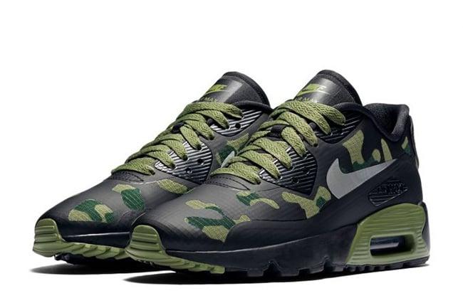 new arrivals 79484 86e0e Nike Air Max 90 Ultra Green Camo