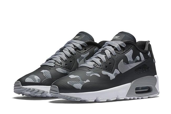 Nike Air Max 90 Ultra Grey Camo