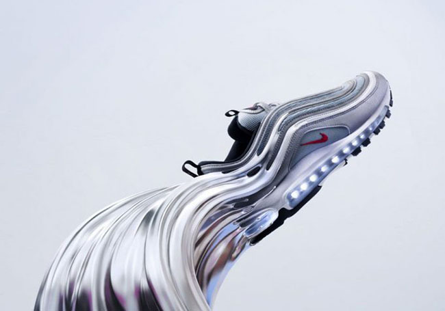 Nike Air Max 97 OG 'Silver Bullet' Releasing Again on February 23rd