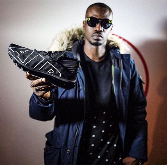 Nike Air Max Flair Black White