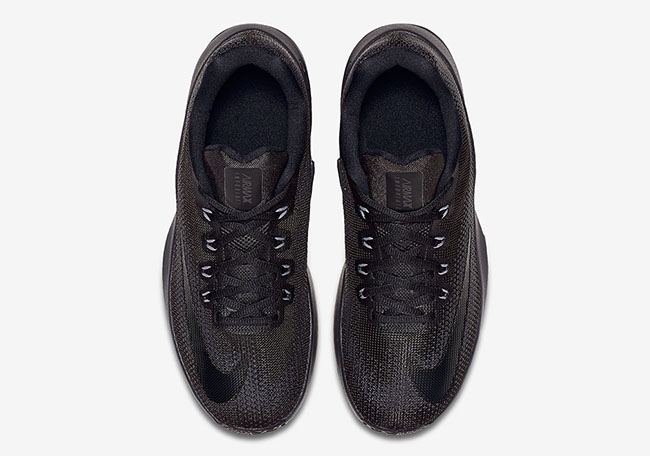 Nike Air Max Infuriate Low Black Anthracite