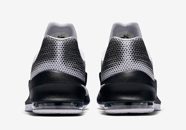 Nike Air Max Infuriate Low White Black