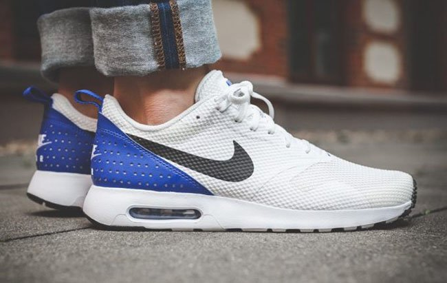 Air Max Tavas Bleu Poisson Luminescente