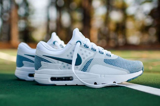 Nike Air Max Zero Essential Smokey Blue  f93fb1c3824a