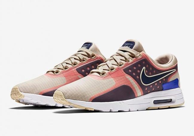 online store d96d0 47c64 Nike Air Max Zero Oatmeal