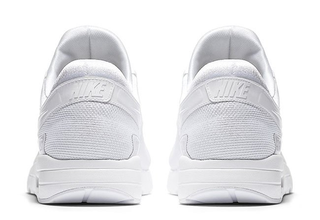 the latest 17f45 485cd Nike Air Max Zero Triple White 876070-100 | SneakerFiles