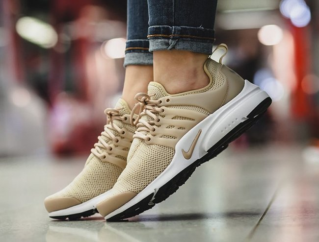 great prices outlet online newest Nike Air Presto Linen 878068-200 | SneakerFiles