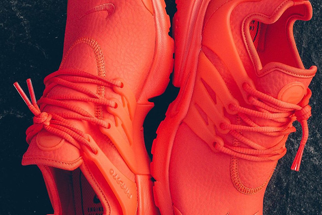 Nike Air Presto Premium Max Orange