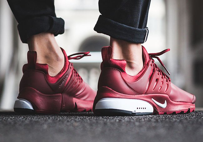 Nike Air Presto Utility Team Red